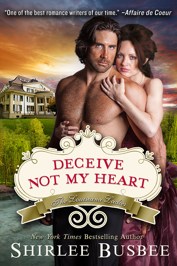 Deceive Not My Heart ebook cover