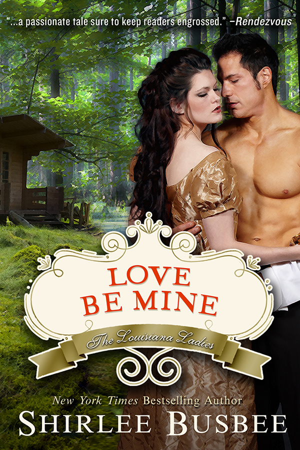 Love Be Mine ebook cover