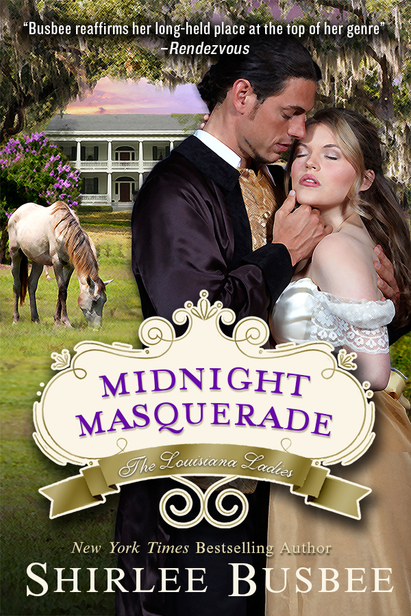 Midnight Masquerade ebook cover